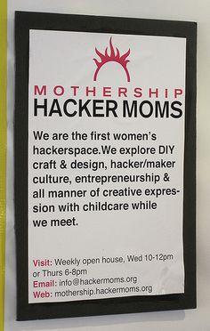 HackerMoms | Flickr - Photo Sharing!