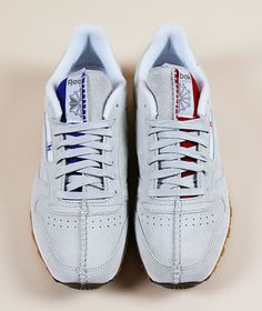 ca0fca415 As seen in the Shoes N Booze of July round-up. Reebok x Kendrick Lamar  Classic Leather sneakers