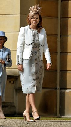 Princess Beatrice has been making quite a name for herself with chic sartorial choices of late