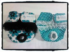 Dog Diapers - HolidaySale TWO XS Female dog diaper in season diaper panty. $14.40, via Etsy.