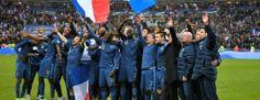 L'équipe de France affrontera le Paraguay le 1er juin 2014 à l'Allianz Riviera en match de prépéaration à la Coupe du Monde 2014