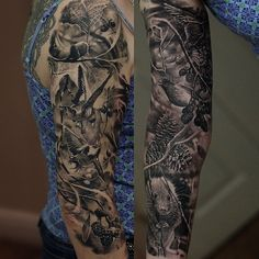 Matthew James Tattoo