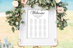 Discover Ideas About Wedding Welcome Signs