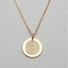 Disc Fingerprint Necklace • Fingerprint charm necklace • Fingerprint pendant necklace • Actual fingerprint necklace • fingerprint gifts • Personalized keepsake necklace • Bereavement Jewelry • Memorial Day Ideas • fingerprint memorial jewelry • In Memory Of Necklace • Remembrance Jewelry • Funeral Gift • Custom fingerprint necklace • thumbprint jewelry • Memorial Necklace • Unique Sympathy Gift in Sterling Silver • Bereavement Gift