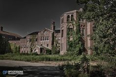 Pilgrim Psychiatric Center, Brentwood/Commack, Long Island, NY.