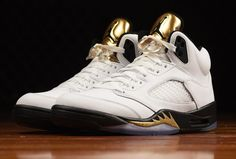 The Air Jordan 5 Olympic Is Dropping Soon