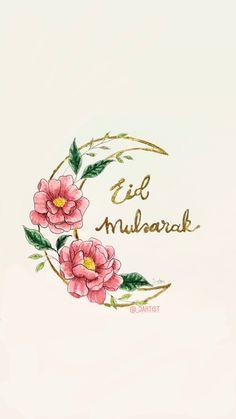Eid Mubarak Stickers, Eid Stickers, Ramadan Photos, Unique Iphone Wallpaper, Eid Card Designs, Birthday Qoutes, Ramadan Cards, Eid Crafts, Eid Mubarak Greetings