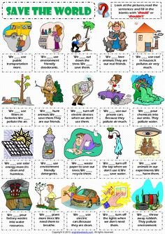 Pin By Deepti Shukla On Pic Comp Worksheets English English Worksheets For Kids, English Activities, Earth Day Activities, Science Activities, Environment Day, Environmental Education, English Lessons, English Vocabulary, Teaching English