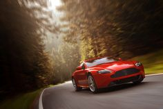 2012 Aston Martin V8 Vantage facelift unveiled
