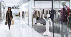 """Retail """"smart stores"""" will feature robots, interactive shelves -"""