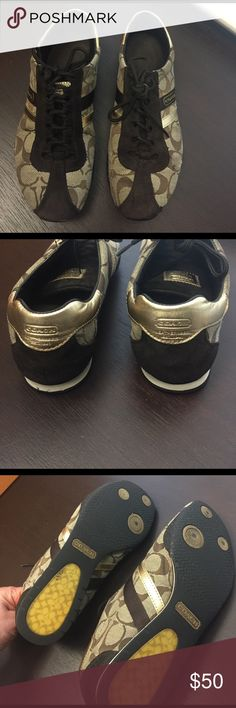 COACH SNEAKERS Very good condition. Coach Shoes Sneakers