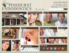 www.PinehurstEndo.com #Pinehurst NC Endodontics: - Endodontic Treatment - Root Canal Therapy - Apicoectomy - Traumatic Injuries Created by www.infostarproductions.com