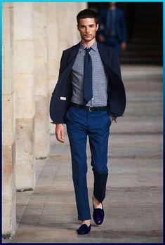 4517c938 Las 8 mejores imágenes de Zapatos azules hombre en 2018 | Blue Nails ...