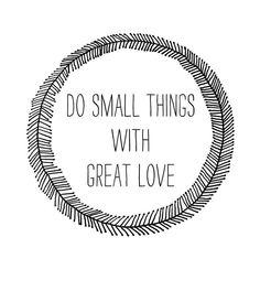 it always matters...