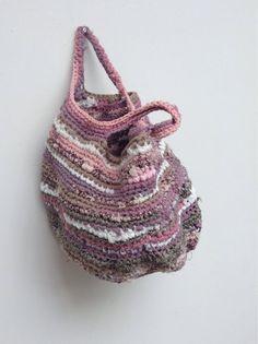 Crochet bag, handmade, bag, boho, Ibiza, strand, festival, design, fashion, gift, tas, door DODOORDO op Etsy