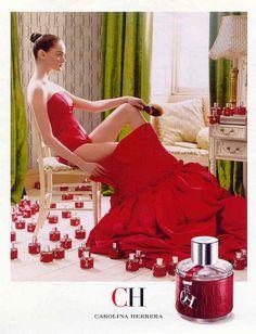 Love it or Hate it? Carolina Herrera CH Ad Campaign