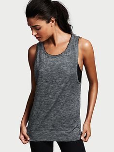 Seamless Muscle Tank - Victoria's Secret Sport - Victoria's Secret