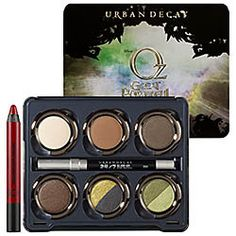 Urban Decay oz The Great and Powerful Theodora Palette, one of my all time favorite pallets. West, beware, and jealousy are my favorites.