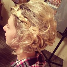 Updo by Kristin