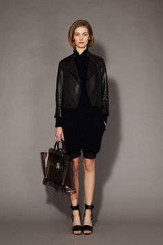 3.1 Phillip Lim.  I don't know why, but this boy short + big jacket combination looks super cool.