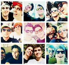 Collage de Mangel y Ruben :3