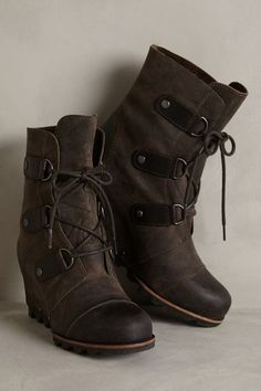 loveliest boots I've ever owned hands down