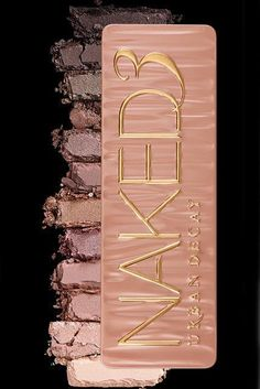 naked 3! maybe i'll finally buy one of these palettes!