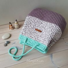 How To Crochet A Shell Stitch Purse Bag - Crochet Ideas Bag Crochet, Crochet Shell Stitch, Quick Crochet, Crochet Handbags, Crochet Purses, Crochet Slippers, Crochet Gifts, Knooking, Yarn Bag