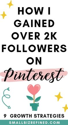 Business Tips, Online Business, Business Money, How To Get Followers, Pinterest For Business, Social Media Tips, Blog Tips, Pinterest Marketing, Marketing Strategies