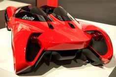 Ferrari World Design Contest  Dramatic innovations from students around the world help shape the future of supercar design