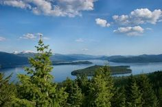 About Priest Lake - Priest Lake Art