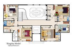 Optional Bedroom 6