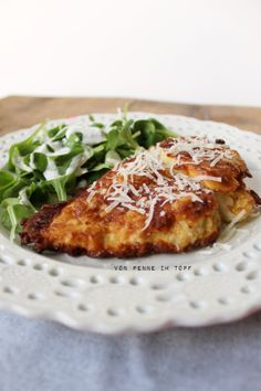 Hähnchenbrustfilet ParmesanPanade
