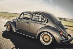 Fusca with some BBS Wheels ll German Look ll