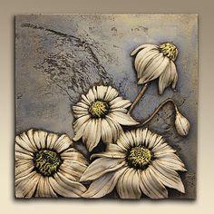 Clay Wall Art, Ceramic Wall Art, Tile Art, Clay Art, Sculpture Painting, Pottery Sculpture, Mural Painting, Mural Art, Pottery Houses