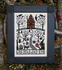 Halloween - Cross Stitch Patterns & Kits (Page 5)