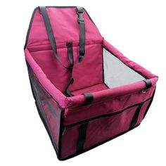 Quno Dog Carrier for Car Booster Seat Folding Soft Washable Pet Travel Carriers Cat Outdoor Hiking *** To view further for this item, visit the image link. (This is an affiliate link and I receive a commission for the sales) #MyPet