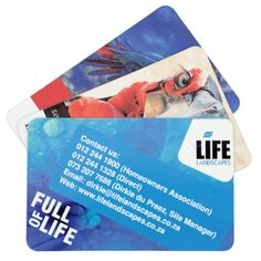 MAG001 Business Card Magnet with Full Colour Print Product Size: 90 x 50mm Branding: Digital print - Full Colour  Branding Area: Corner to Corner Material: Laminated Magnet