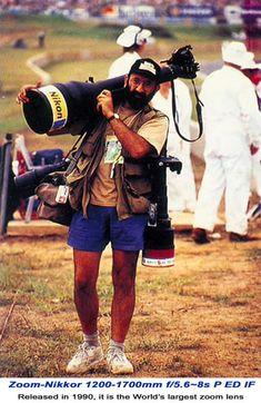 Camaracoleccion.es - Colección e historia de las cámaras Nikon SLR de enfoque manual