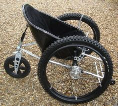 Trekinetic Australia | Wheelchair design