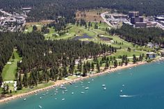 The 25th Annual American Century Championship is in full swing! Over 80 sports and entertainment celebrities will compete at Edgewood Tahoe Golf Course July 15-20th.