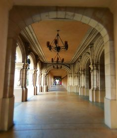 Balboa Park - love this place