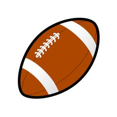 football clip art football image vector clip art online royalty rh pinterest com afl football pictures clip art football helmet pictures clip art