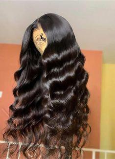 Curly Hair Styles, Natural Hair Styles, Hair Laid, Baddie Hairstyles, Human Hair Lace Wigs, Lace Hair, Aesthetic Hair, Remy Hair, Hair Looks