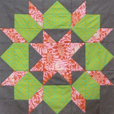 favorite for project as of right now  - swoon blocks