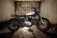 "Maccomotors Nº5: 1975 Yamaha Xs650 ""The Mexican""."