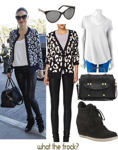 Celebrity Look for Less: Miranda Kerr Style | What the Frock? - Affordable Fashion Tips and Trends