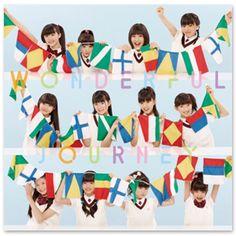 Single「WONDERFUL JOURNEY」【通常盤】