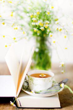 #Books & Tea | Ana Rosa