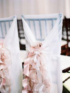 Décoration mariage:quelle housse de chaise choisir? | BricoBistro